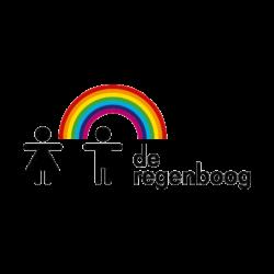 De-regenboog